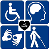 Image: Disability Hate Crime